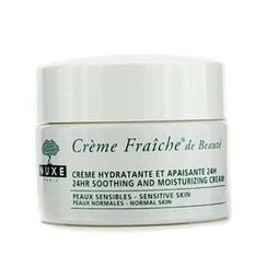 NUXE - Creme Fraiche De Beaute 24HR Soothing And Moisturizing Cream (Sensitive and; Normal Skin)