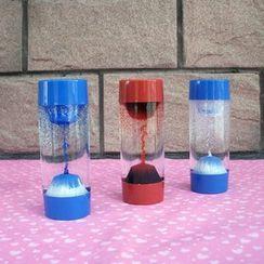 LITUP - Volcano Liquid Hourglass