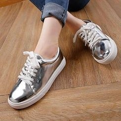 Mancienne - Shimmer Sneakers