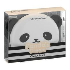 Tony Moly 魔法森林家園 - Panda's Dream Clear Pact SPF25 PA++ (#01 Vanilla)