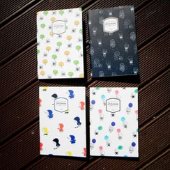 iswas - 'Gomgom' Series Notebook - (S)