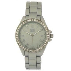 N:U - Not the Usual - Aluminium-Effect Bracelet Wrist Watch