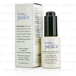 Philosophy - Keep The Peace Super Soothing Serum