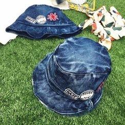 FROME - Denim Bucket Hat