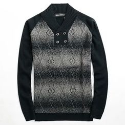 EDAO - Patterned Sweater