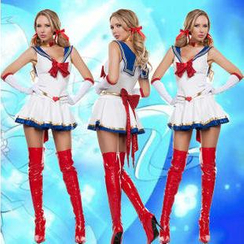 Cosgirl - Sailor Moon Cosplay Costume