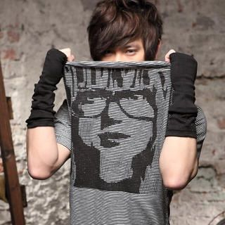 K-Style - Long Fingerless Gloves
