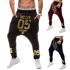 Bay Go Mall - Number Harem Pants