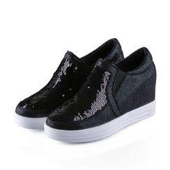 BAYO - 內增高輕便鞋