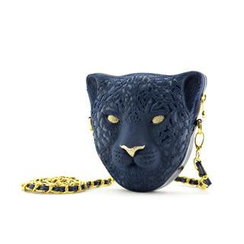 Adamo 3D Bag Original - Leopard 3D Bag (Golden with White)