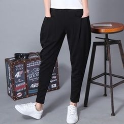 Beansprout - Plain Tapered Harem Pants