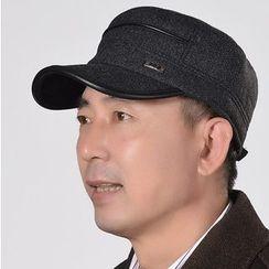 Doonie - Knit Army Cap