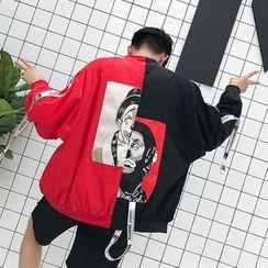 Jimboy - Print Panel Jacket