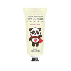 URBAN DOLLKISS - It's Real My Panda Hand Cream 30ml (#03 Sweet Citron)
