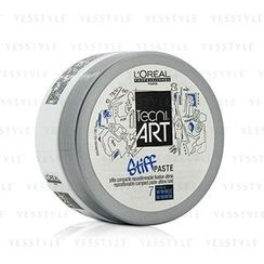 L'Oreal - Professionnel Tecni.Art Stiff Paste Repositionable Compact Paste (Ultime Hold - Force 7)