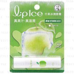 Mentholatum - Lipice Lip Balm SPF 15 (Apple)