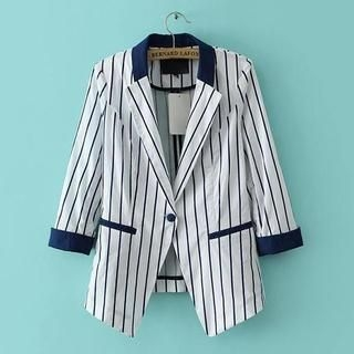 JVL - Striped Blazer