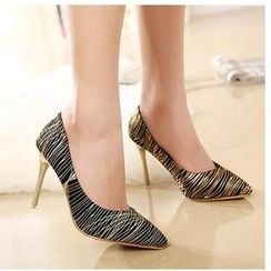 Mancienne - Pointy Pumps
