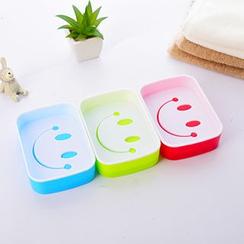 四季美 - 笑臉肥皂盤