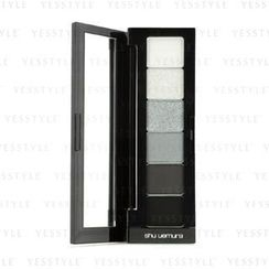 Shu Uemura - Read to Wear Palette (6x Pressed Eye Shadow) - Black and White