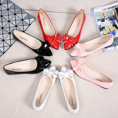 AIKE - Pointed Bow Flats