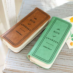 Homey House - Book Pencil Case