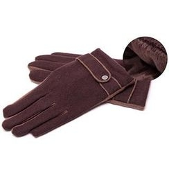RGLT Scarves - Fleece-Lined Wool Gloves
