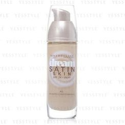Maybelline New York - Dream Satin Skin Liquid Foundation SPF 24 PA++ (#PO)