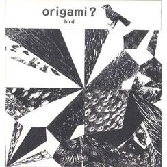 cochae - cochae : collage Series Origami Paper Set Bird (5 Sheets Set)