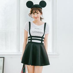 Tokyo Fashion - Jumper A-Line Skirt