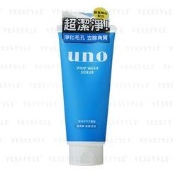 Shiseido - UNO Whip Wash Scrub