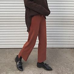 ALIN STYLE - Straight-Leg Dress Pants