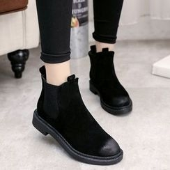 Wello - Gusset Ankle Boots