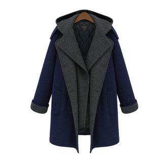 Lovebirds - Hooded Coat