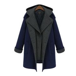 Lovebirds - Hooded Coat