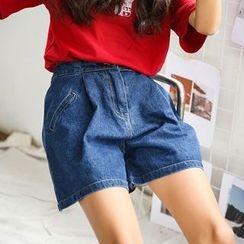 Maine - Denim Shorts
