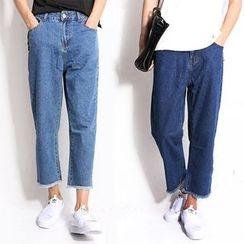 TNMK - Straight-Leg Jeans