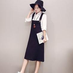 Romantica - Suspender Skirt