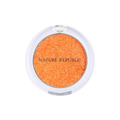 Nature Republic - By Flower Eye Shadow (#30 Orange Sherbet)