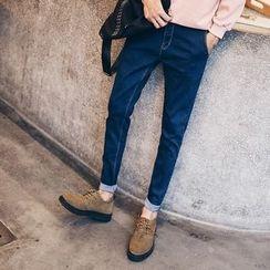 Hansler - Washed Tapered Jeans