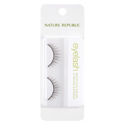 Nature Republic - Beauty Tool Eyelashes (#01 Natural & Straight)
