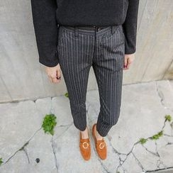 Seoul Fashion - Slim-Fit Pants