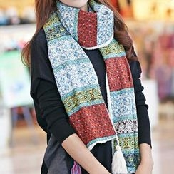 siggi - Patterned Scarf