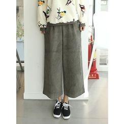 BBAEBBAE - Wide-Leg Pants