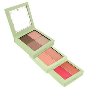 Pixi - Natural Mineral Kit - No.1 Santa Barbara (4x Eye Color + 2x Cheek Color + 2x Lip Gloss)