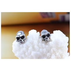 Trend Cool - Skull Earrings single