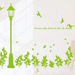 StickIt - Floral Wall Stickers