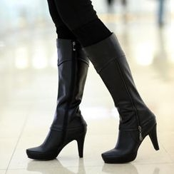 59th Street - Hidden Platform Zip Boots