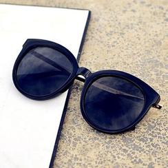 FaceFrame - Chunky-Frame Sunglasses
