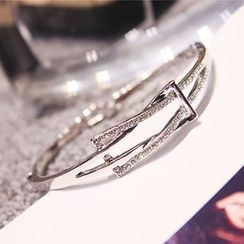 EPOQ - Rhinestone Bangle